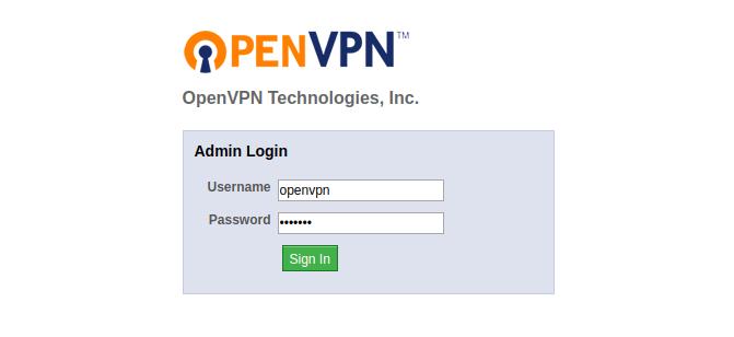 Praca zdalna w firmie - OpenVPN Connection